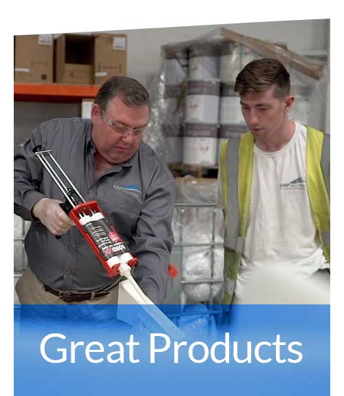 GRP Solutions - Setting the Standard in Composite Distribution